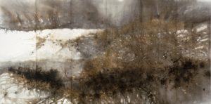 Cai Guo-Qiang, Mountain Range, 2006. Photo courtesy of Cai Studio.