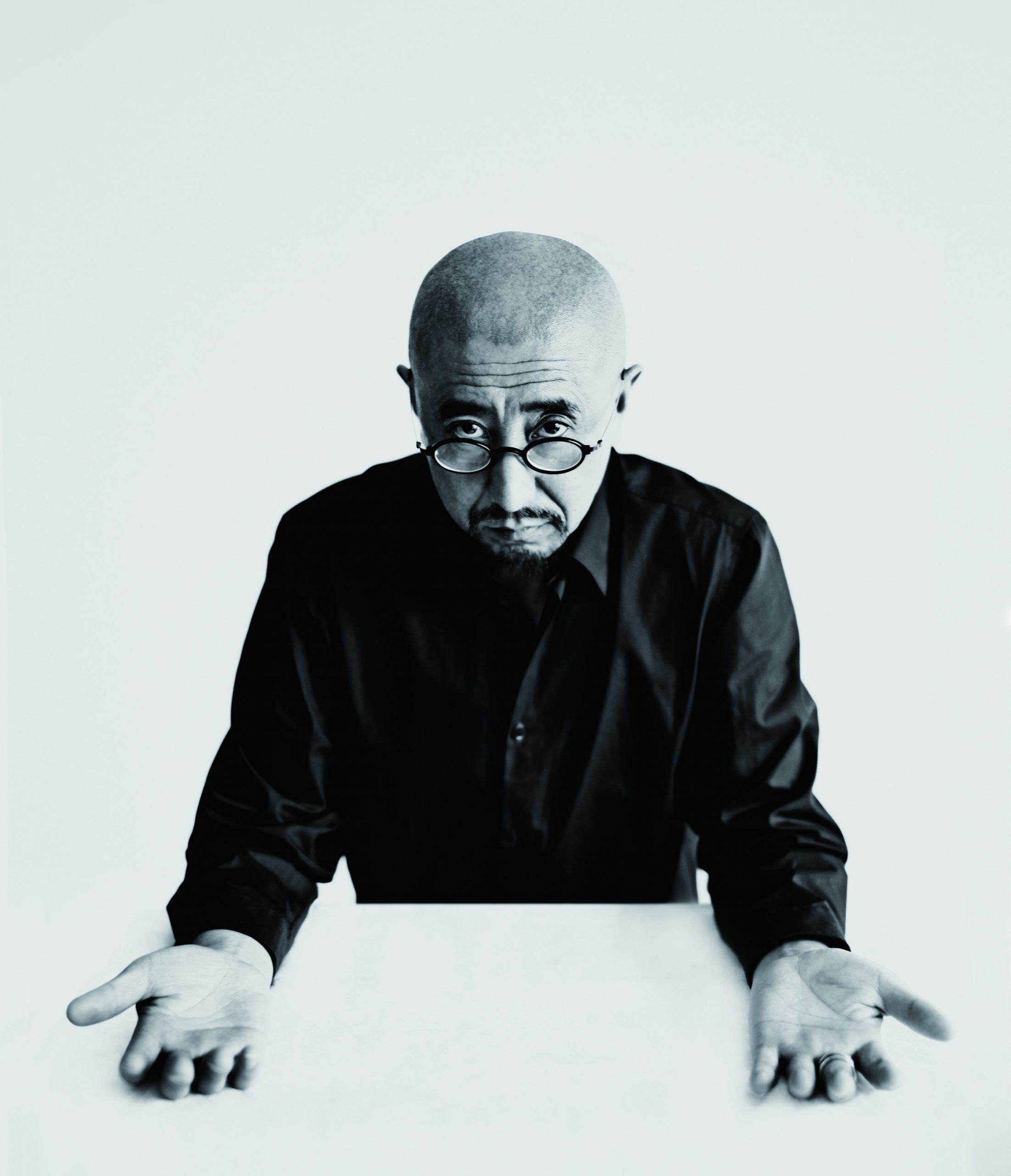 Zhang Yu. Photo courtesy of the artist.