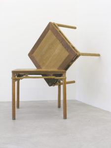 Ai Weiwei, Tables at Right Angles, 1998
