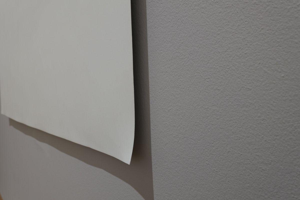 Blank Paper (detail)