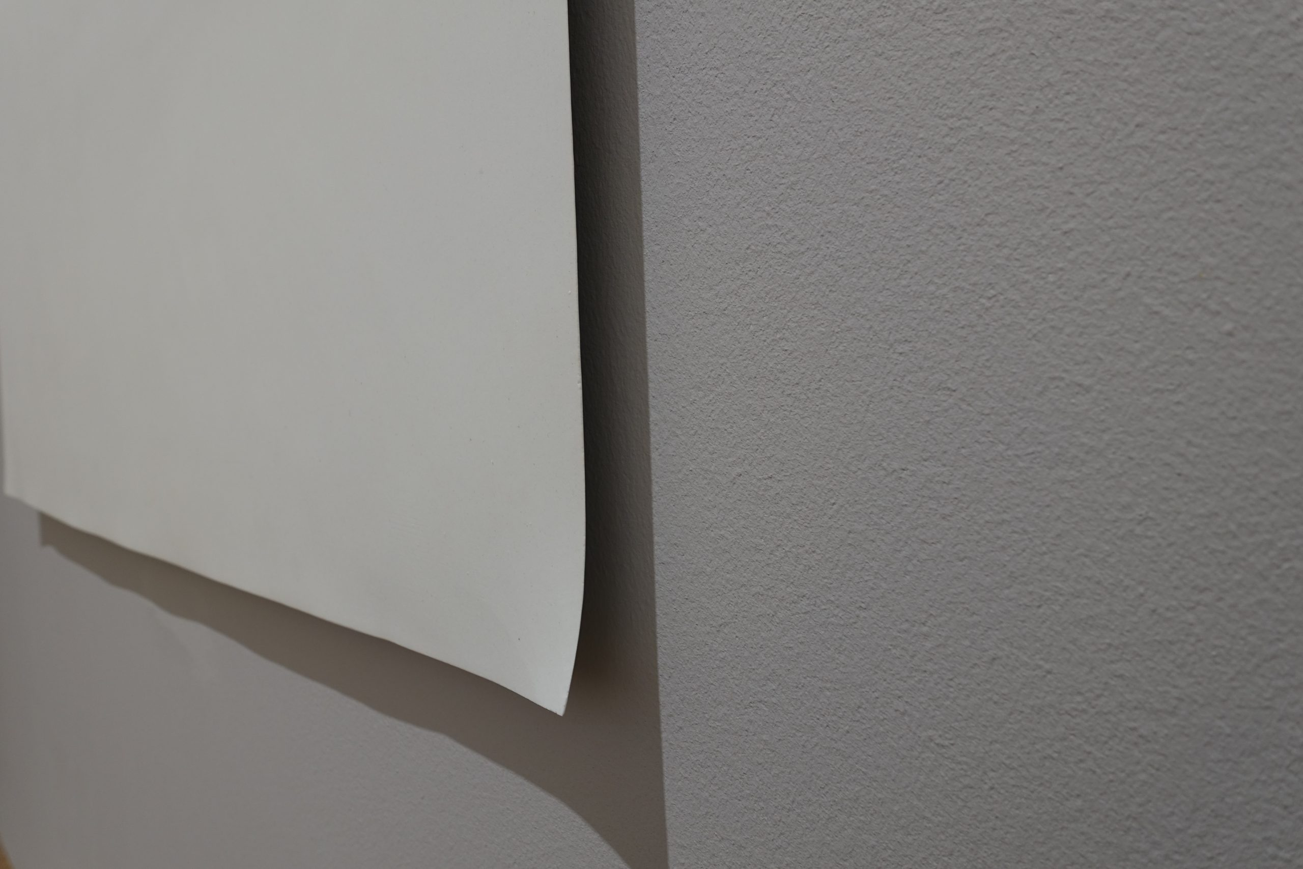 Liu Jianhua, Blank Paper, 2009-12.