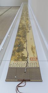 Xu Bing, Traveling Down the River, 2011. Photo © Museum Associates/LACMA.