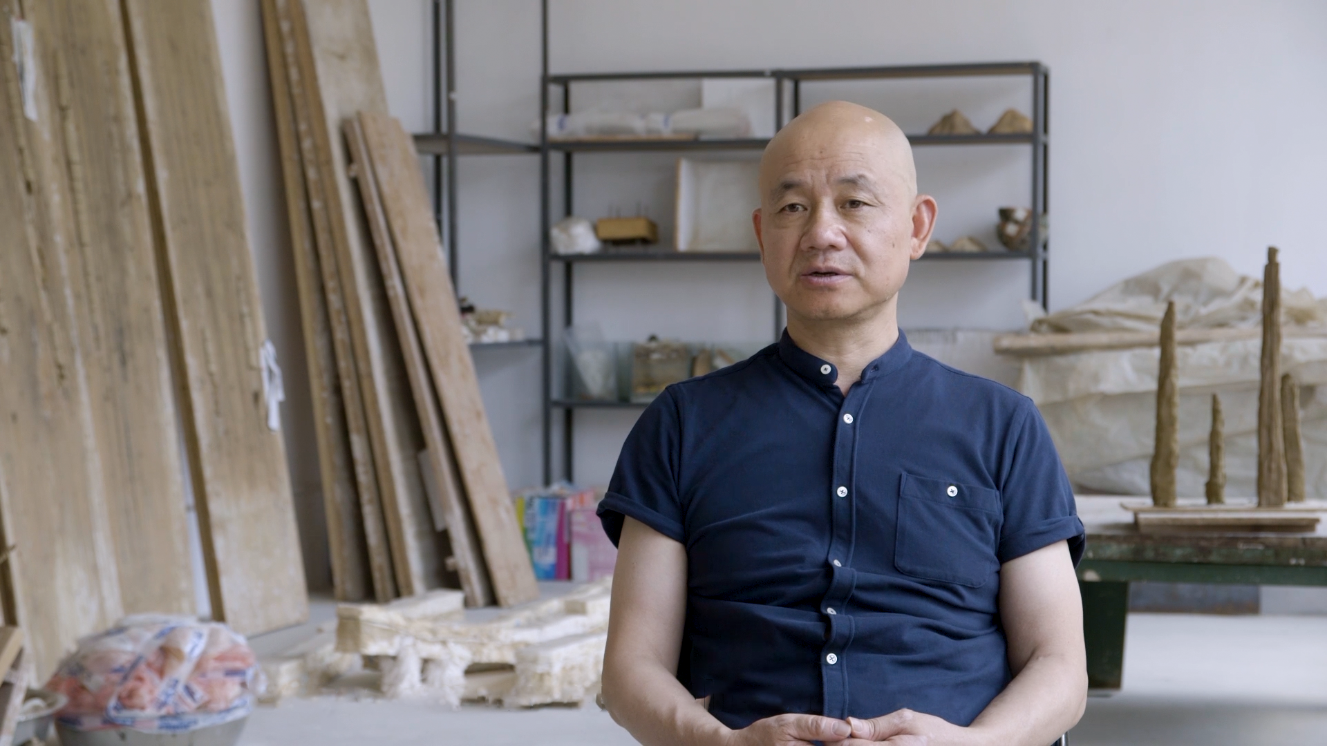 Interview with Liu Jianhua.