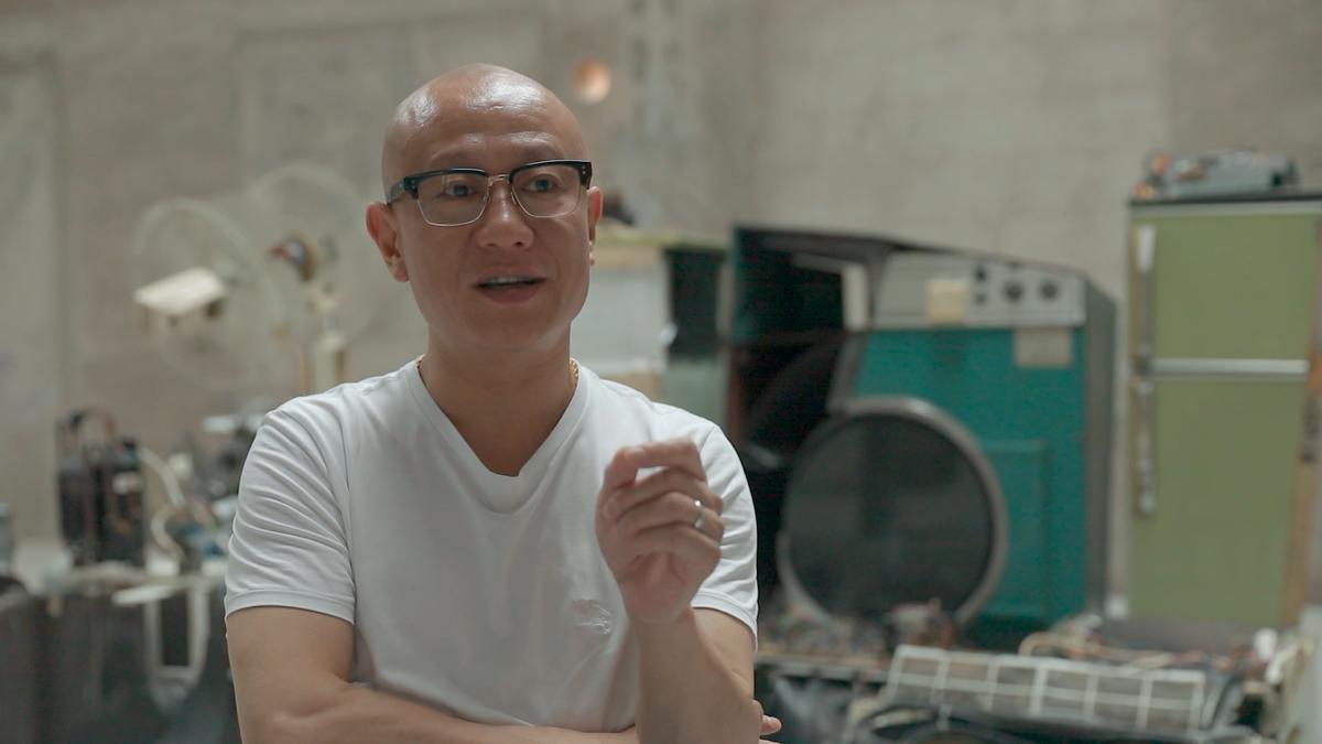 An interview with Liu Wei