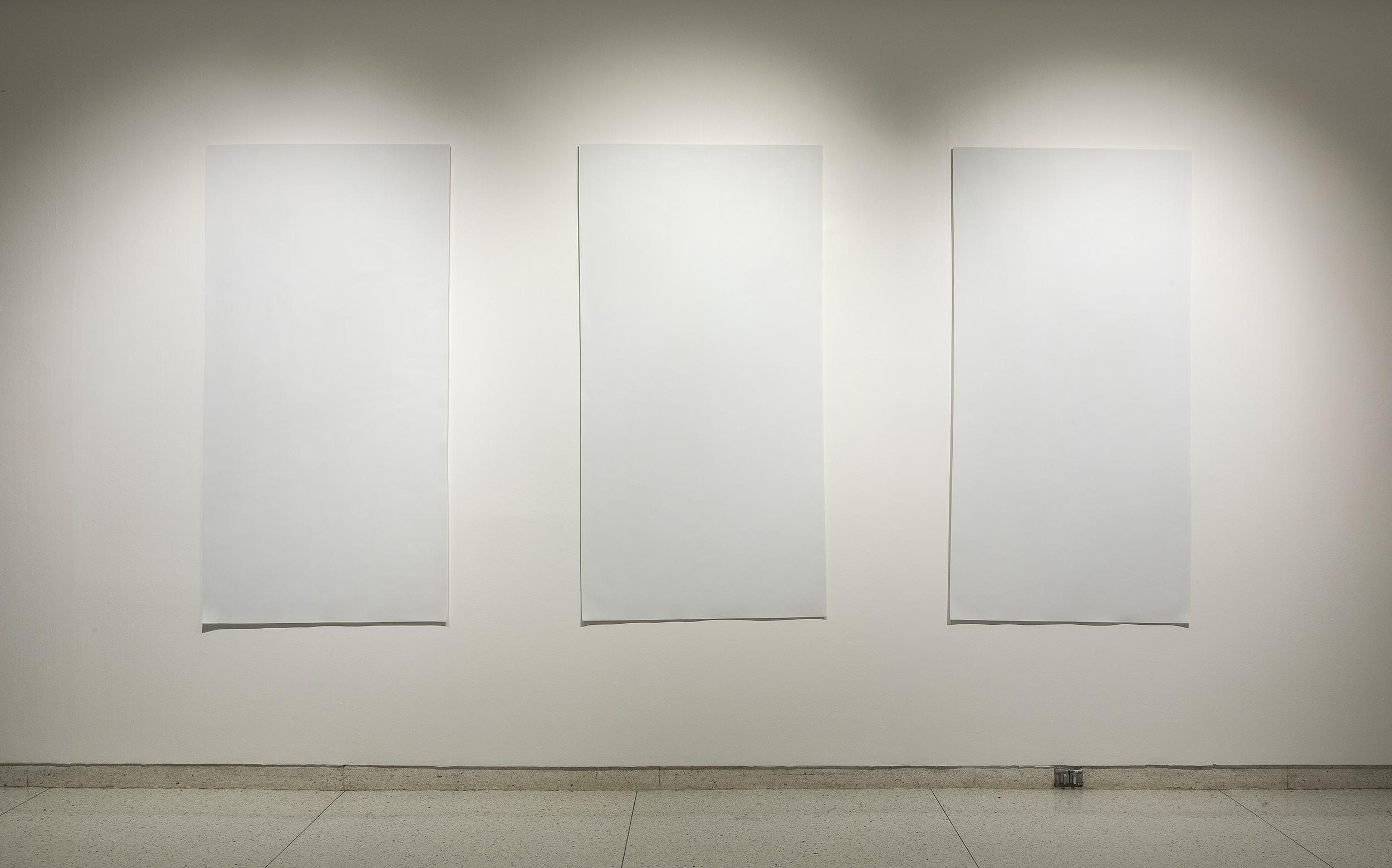 Liu Jianhua, Blank Paper, 2009–12