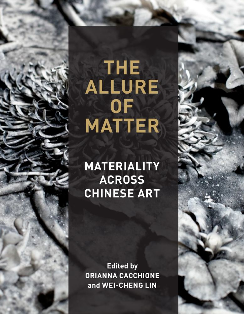 Book cover for Materiality Across Chinese Art